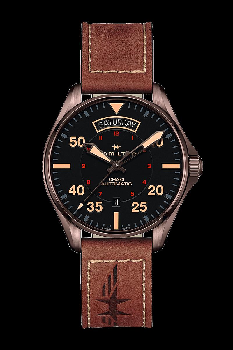 Hamilton - Uhr