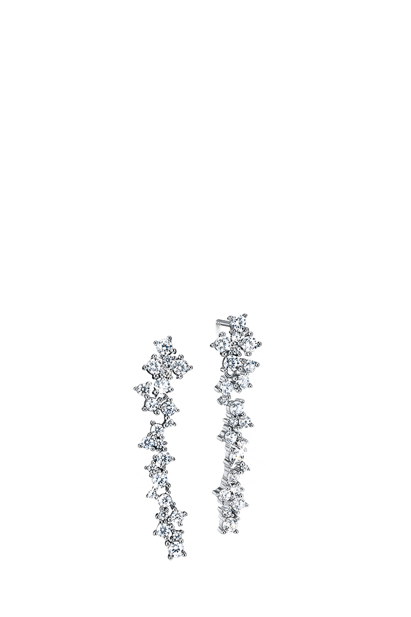 CHRIST Silver Spirit - Ohrhänger
