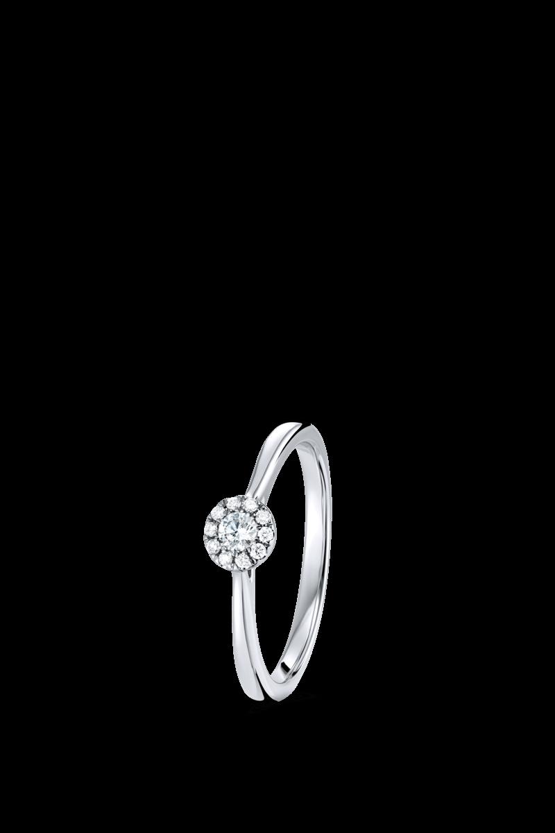 Diamonds by CHRIST - Ring